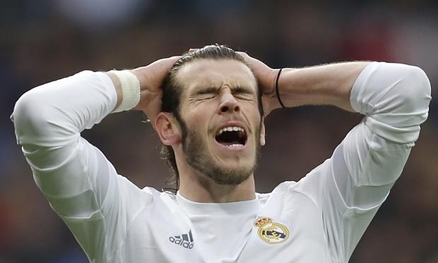 Gareth Bale hiện không được HLV Zidane trọng dụng. Ảnh: AP.
