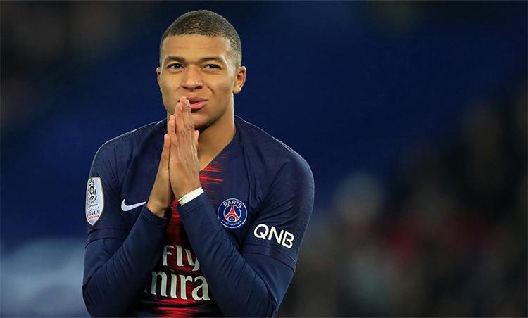 Mbappe khó giữ được phong độ tốt sau năm tháng liền không thi đấu. Ảnh: Reuters.