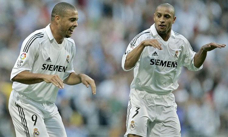 Carlos đánh giá Ronaldo là cầu thủ có một không hai. Ảnh: AP.