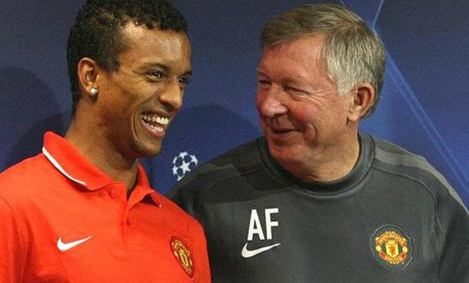 Nani từng được so với Ronaldo tại Man Utd. Ảnh: Action.