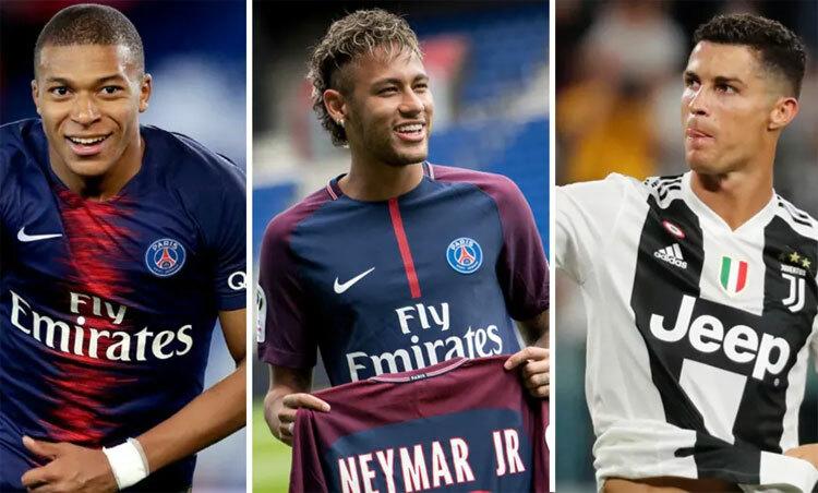 PSG đang có tham vọng không tưởng trong bóng đá. Ảnh: Reuters.