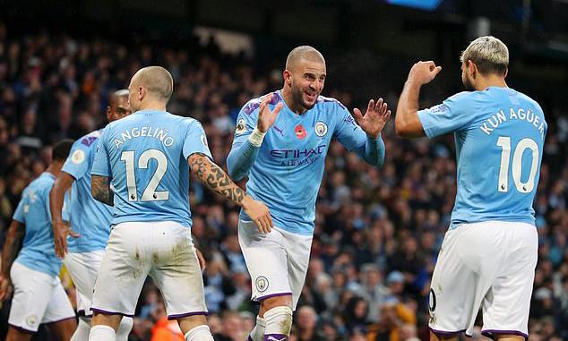 Man City vẫn nuôi hy vọng được dự Champions League mùa tới. Ảnh: MCFC.