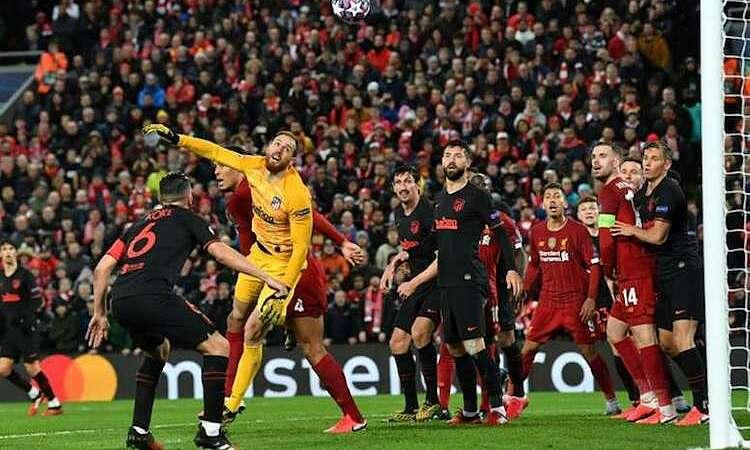 UEFA có thể huỷ thể thức lượt đi và về của Champions League. Ảnh: AFP.