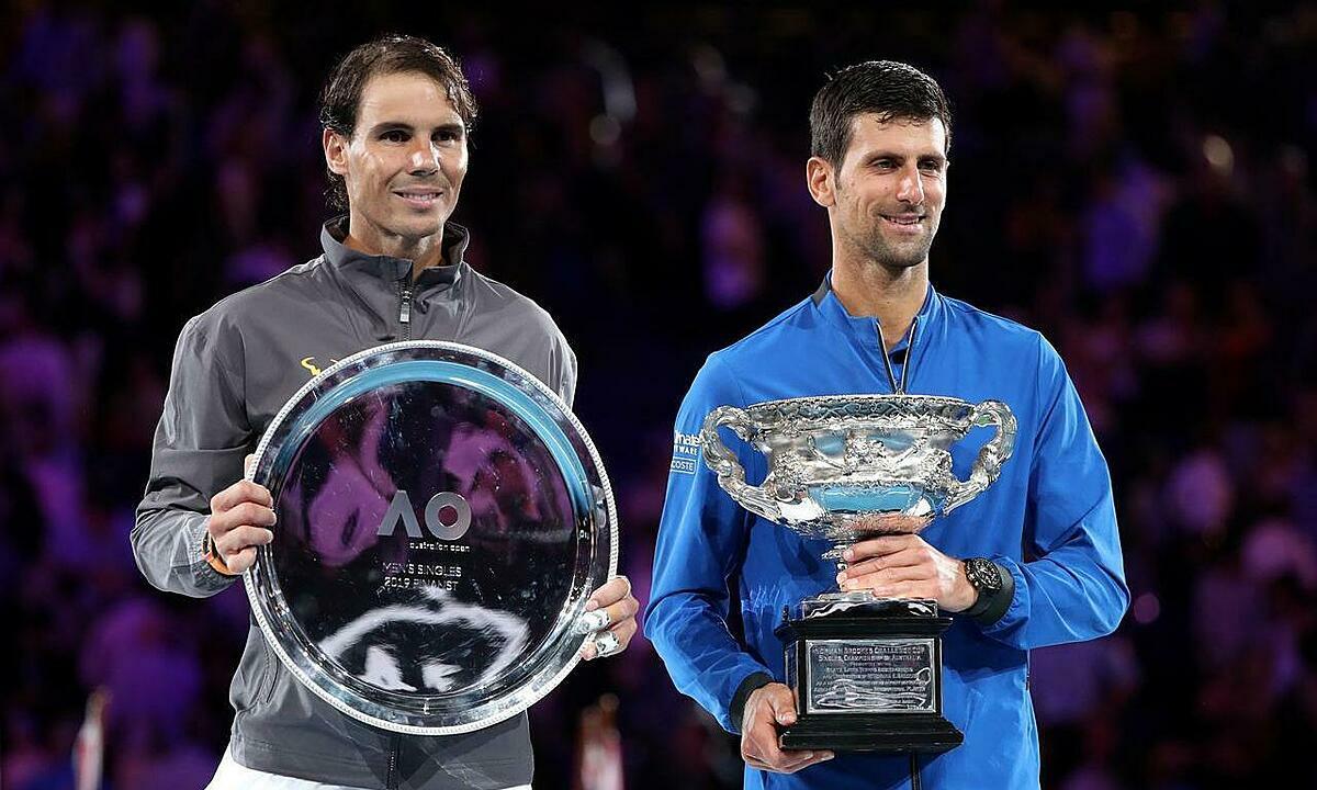 Djokovic hạ Nadal ở chung kết Australia Mở rộng 2019 không chỉ nhờ trả giao xuất sắc, mà còn khắc chế chiến thuật trả giao của đối thủ.