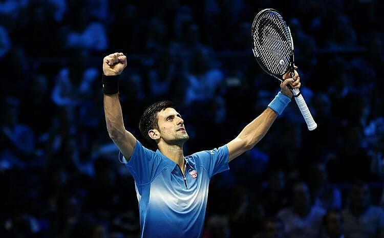 2015 được xem như năm thành công bậc nhất sự nghiệp của Djokovic. Ảnh: ATP.