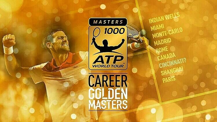 Djokovic đã đăng quang tại Indian Wells, Miami, Monte-Carlo, Madrid, Rome, Canada, Cincinnati, Thượng Hải và Paris. Ảnh: ATP.