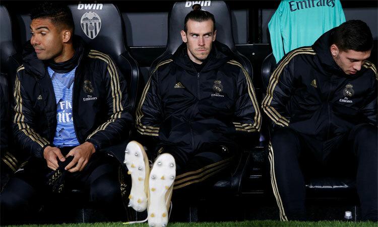 Cầu thủ dự bị Real thiếu cơ hội thể hiện tài năng. Ảnh: Reuters.