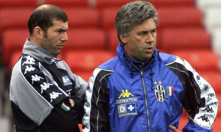Với Zidane, Ancelotti hiểu chiến thuật có thể thay đổi để phục vụ một cầu thủ cụ thể. Ảnh: AS.