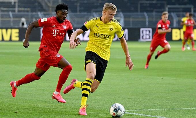 Haaland không ghi bàn trận thứ hai liên tục và dính chấn thương. Ảnh: Reuters.