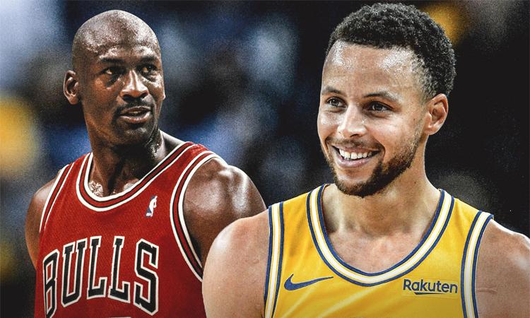 Sự hiện diện của Jordan và Curry ở The Match, nếu thành hiện thực, sẽ giúp màn so tài giữa Mickelson và Woods trở nên hấp dẫn hơn trong mắt công chúng.