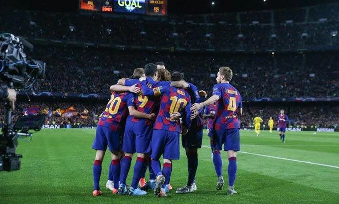 Như nhiều đội bóng khác, Barca sẽ trở lại trong tình trạng đóng cửa với khán giả. Ảnh: DS.
