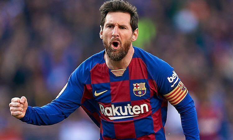 Messi thường được so sánh với những huyền thoại như Maradona, Pele hay Ronaldo. Ảnh: Reuters.