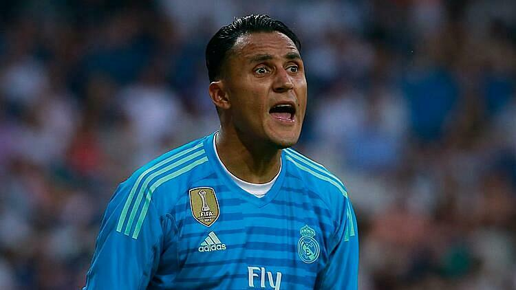 Navas bắt chính trong ba lần vô địch Champions League gần nhất của Real. Ảnh: AS.