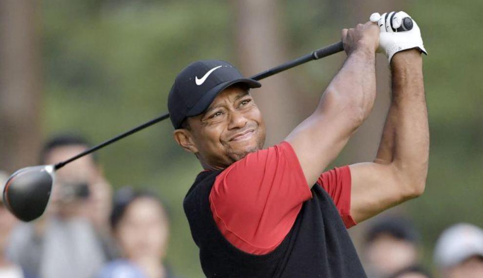 Sự nghiệp đồ sộ và đời tư nhiều trắc trở của Tiger Woods sẽ được phản ánh trong phim tài liệu về golfer huyền thoại này. Ảnh: Reuters.