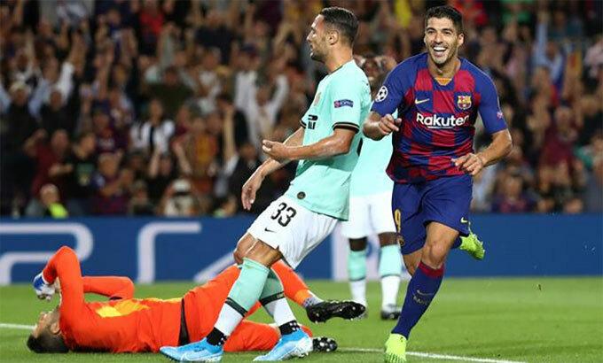 Sự trở lại của Suarez có ý nghĩa quan trọng đối với Barca. Ảnh: Reuters.