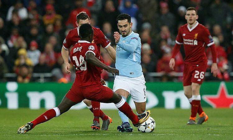 Gundogan cho rằng Man City chơi tốt nhưng bị Liverpool bỏ lại quá xa dẫn đến không thể đua tranh danh hiệu. Ảnh: Reuters.