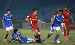 Viettel 1-1 Quảng Ninh