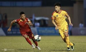 Thanh Hóa 0-0 SLNA