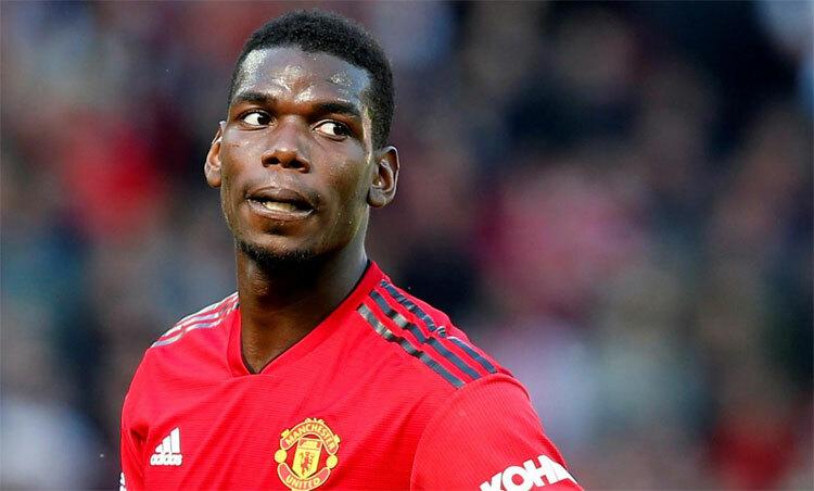 Pogba cần chứng minh lại tài năng với Man Utd. Ảnh: Reuters.