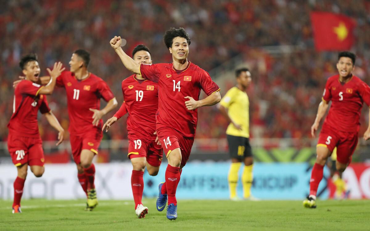 Việt Nam hiện là đương kim vô địch AFF Cup. Ảnh: Lâm Đồng.