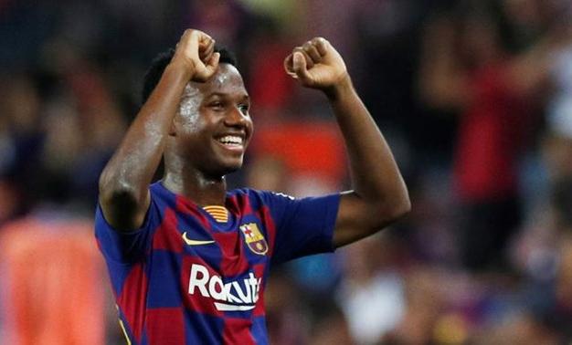 Fati thu hút sự quan tâm của nhiều đội bóng lớn. Ảnh: Reuters.
