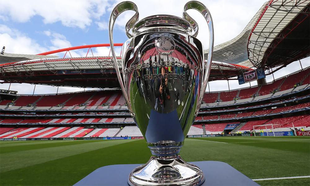 Nhà vô địch Champions League sẽ được xác định trong trận chung kết tại Da Luz ngày 23/8. Ảnh: EPA.