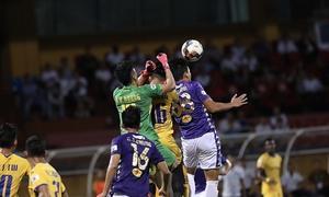 Hà Nội 0-1 SLNA