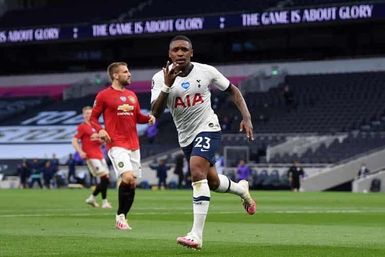 Bergwijn bùng nổ khi Tottenham đá phòng ngự phản công. Ảnh: AFP.