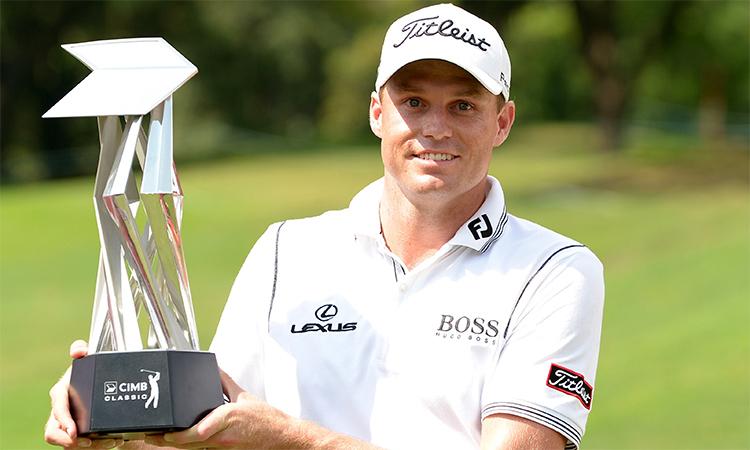 Watney là golfer đầu tiên thuộc PGA Tour dương tính với nCoV. Ảnh: AFP.