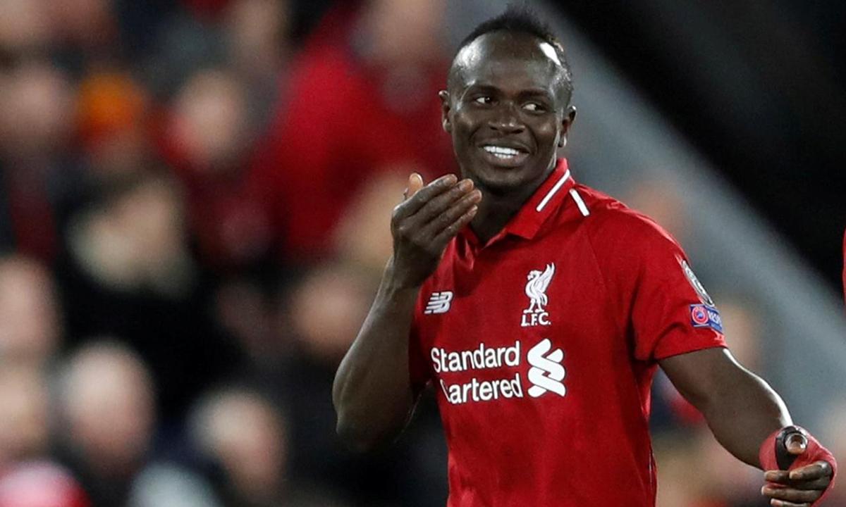 Mane chuyển đến Liverpool từ hè 2016 và lập tức trở thành trụ cột của CLB. Ảnh: Reuters.