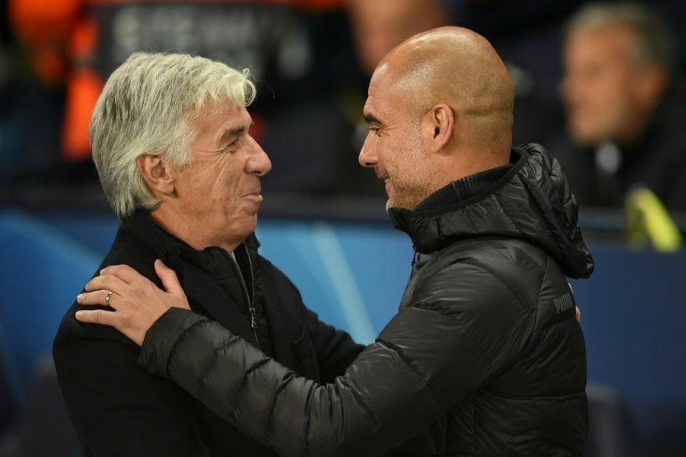 Ân tình với Guardiola là một trong những khoảnh khắc đẹp nhất sự nghiệp của Gasperini.