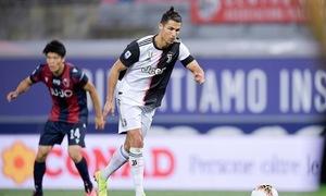 Bologna 0-2 Juventus