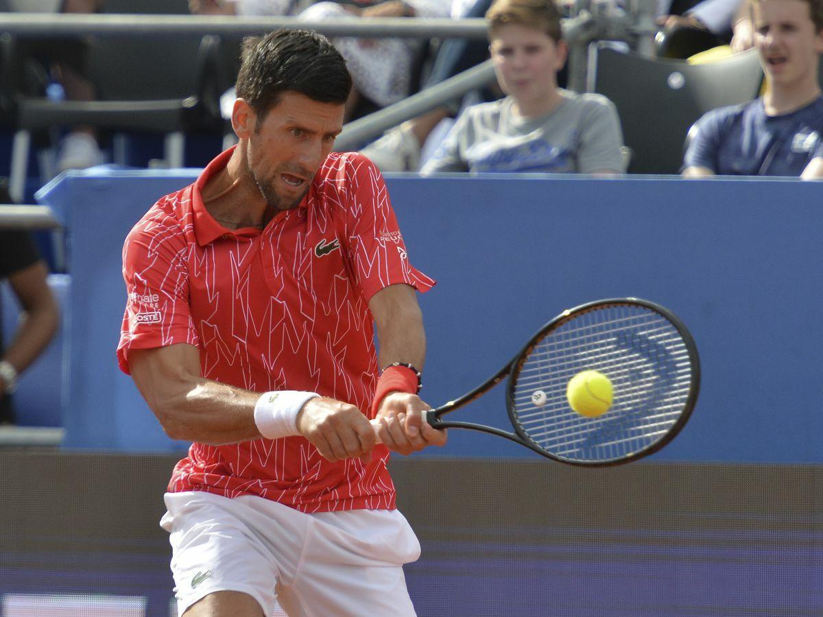 Djokovic vốn bị Kyrgios ghét từ lâu. Ảnh: AP.