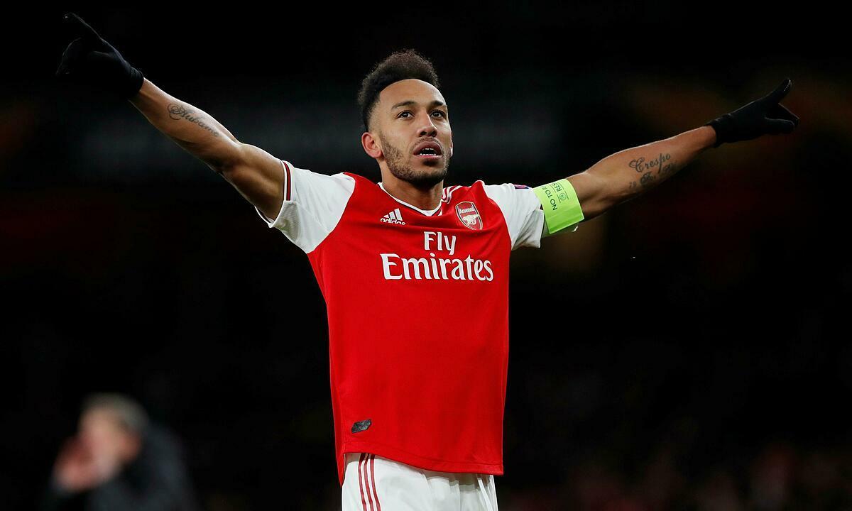 Pierre-Emerick Aubameyang - Cầu thủ đẳng cấp nhất của Arsenal hiện tại.