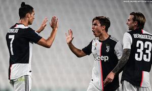 Juventus 4-0 Lecce