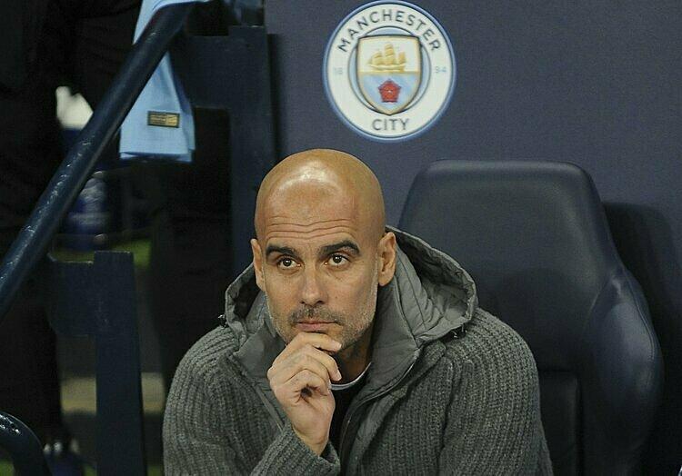 HLV Guardiola muốn Man City tập trung vào các đấu trường Cup. Ảnh: AP.