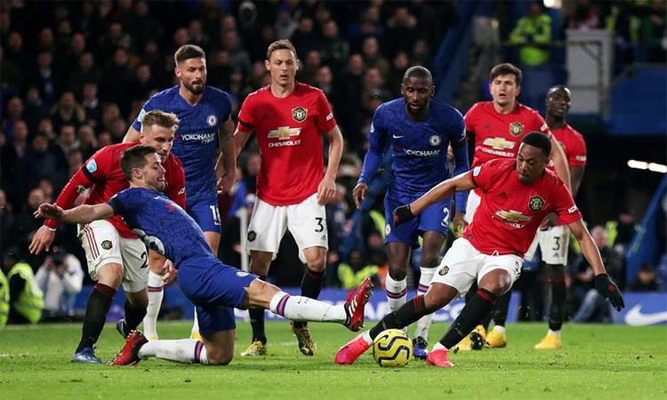 Man United đấu với Chelsea - một cuộc chiến hứa hẹn nhiều điều thú vị
