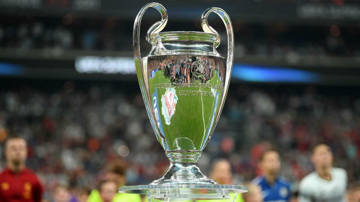Champions League mùa 2020-2021 được rút gọn khoảng một tháng so với bình thường. Ảnh: AFP.