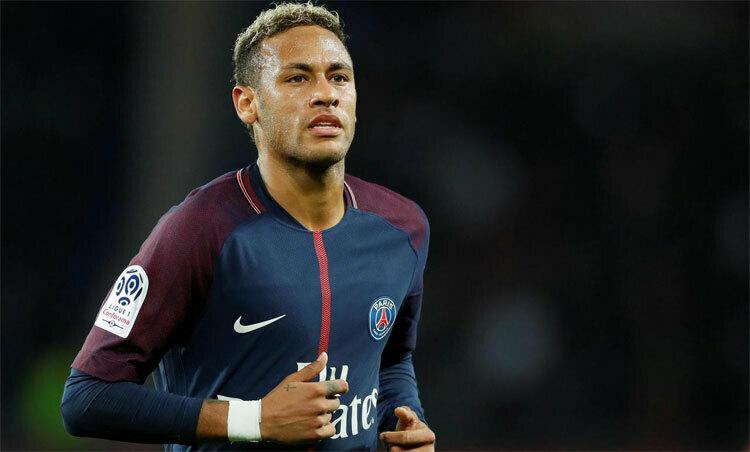 Neymar để lại khoảng trống quá lớn cho Barca. Ảnh: Reuters.