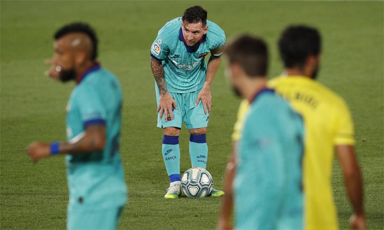 Messi đang ghi nhiều bàn nhất và kiến tạo nhiều nhất tại La Liga. Ảnh: Reuters.