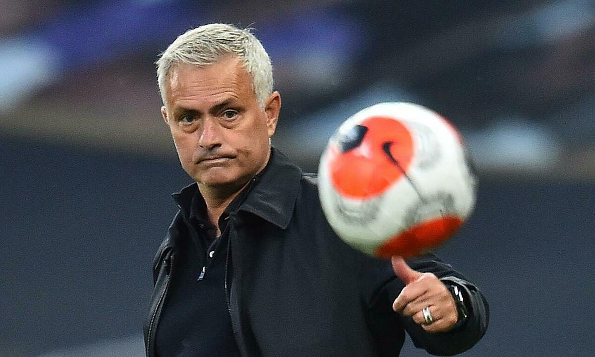 Đội quân của Mourinho ngày càng xa cơ hội dự Champions League mùa sau. Ảnh: Reuters.