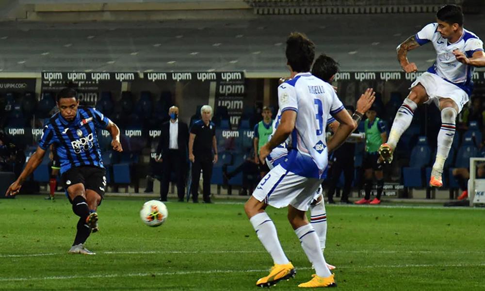 Muriel ghi bàn thứ 10 trong những lần vào thay người tại Serie A mùa này. Ảnh: ANSA.