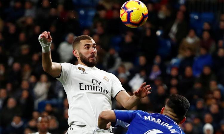 Ở lượt đi mùa này, trên sân Alaves, Real từng thắng 2-1.