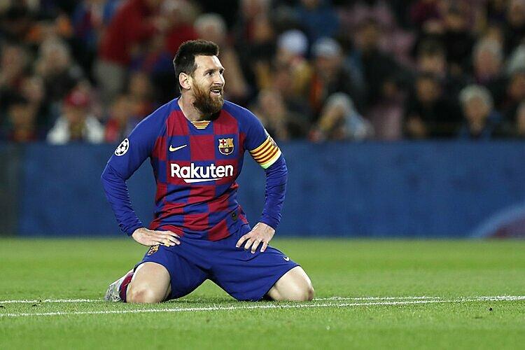 Con đường chông gai chờ Messi và các đồng đội. Ảnh: AP.