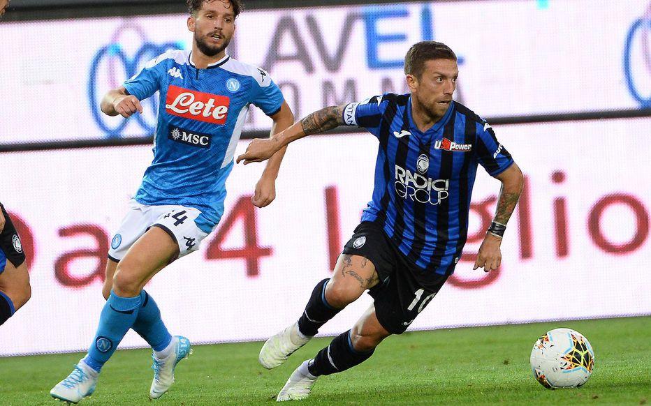 Atalanta đang là đội chơi tấn công hay bậc nhất châu Âu, kể từ khi bóng đá trở lại sau dịch bệnh. Ảnh: La Presse.