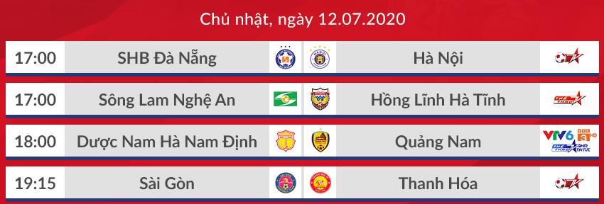 Sài Gòn – Thanh Hoá: Đối đầu thầy cũ - 4