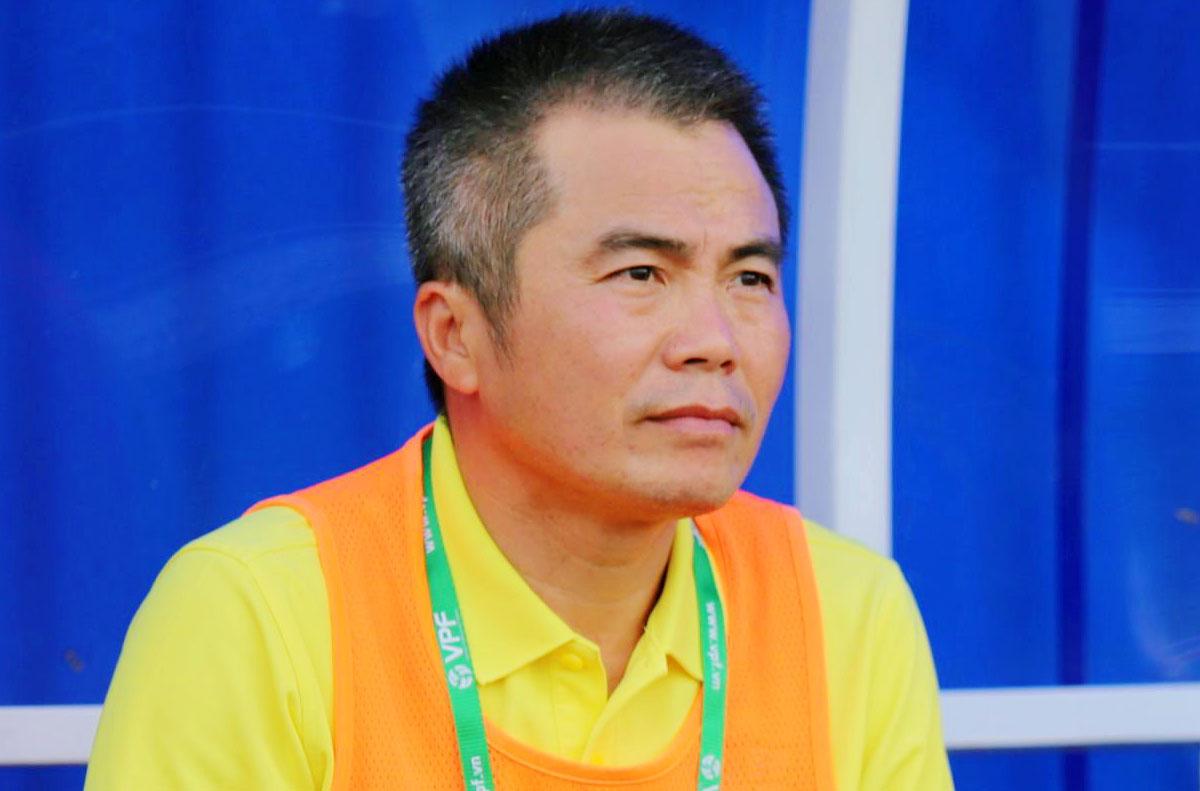 HLV trưởng Hà Tĩnh, ông Phạm Minh Đức. Ảnh: Đức Hùng