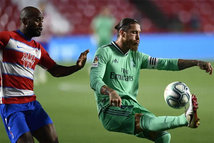 Hàng thủ một lần nữa trở thành điểm tựa cho Real.