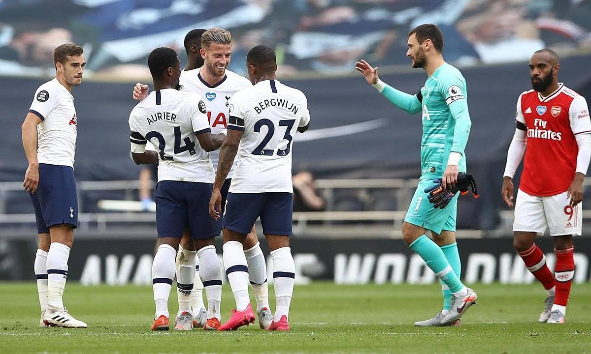 Tottenham thắng ba, hòa hai, thua một trong sáu trận gần nhất. Ảnh: Reuters.