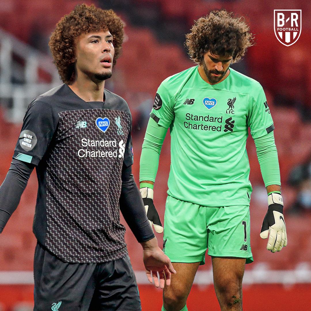 Bức ảnh chế Van Dijk và Alisson trở thành bản sao của David Luiz được lan truyền trên các mạng xã hội sau trận đấu.